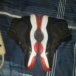 "Jordan Shoes - Air jordan ""bred"" 11"